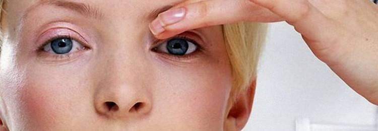 Для чего греют ячмень на глазу