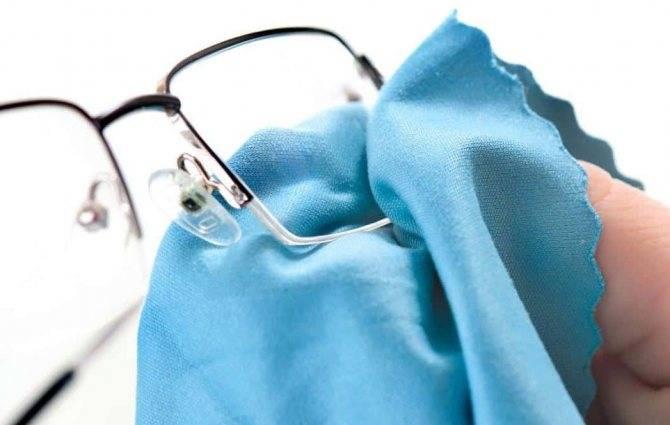Как ухаживать за очками для зрения: чистка, мойка