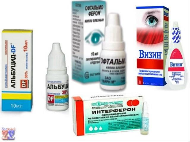 Альбуцид глазные капли инструкция для новорожденных