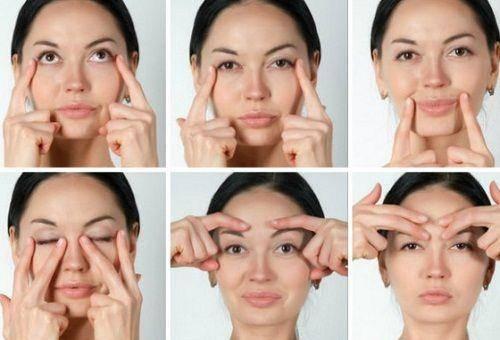 Массаж глаз от мешков: техника выполнения, противопоказания