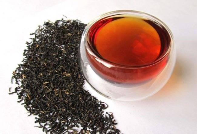 Примочки из чая для глаз