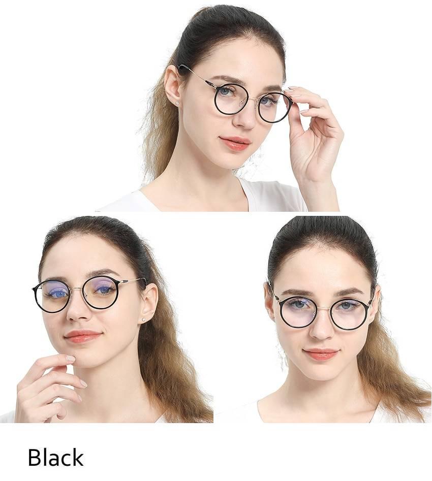 Кому подходят круглые очки