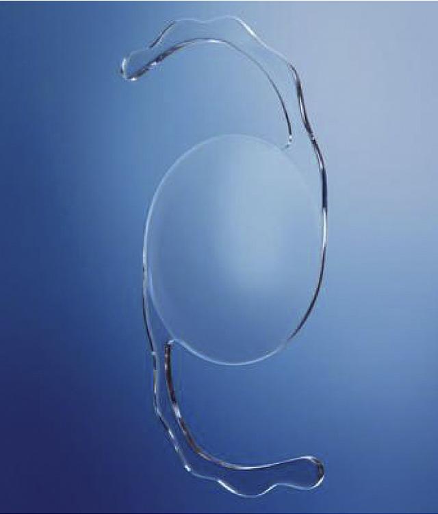 Иол и фиол - интраокулярные линзы