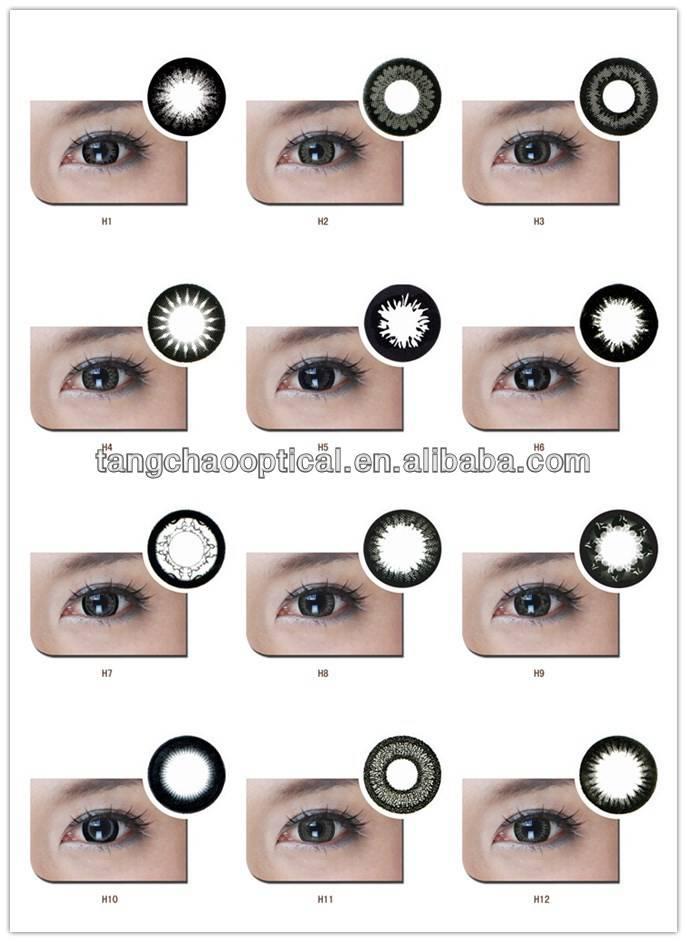 Линзы 14.2 и 14 чем отличается. какой линейкой изменяют роговицу: как узнать размер глаз для линз и диаметр изделий? определение размера линзы на примере линз acuvue