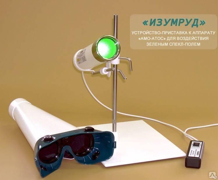 Аппарат лазерный офтальмотерапевтический для лечения методом стимуляции сетчатки амблиопии и других рефракционных заболеваний у детей и подростков «спекл-м» | контент-платформа pandia.ru