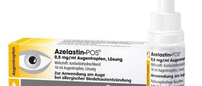 Аллергодил капли глазные: инструкция по применению, отзывы и аналоги для глаз, азеластин от аллергии взрослым