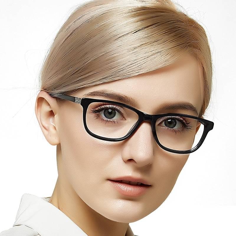 Как подобрать женские очки для зрения по форме лица oculistic.ru как подобрать женские очки для зрения по форме лица