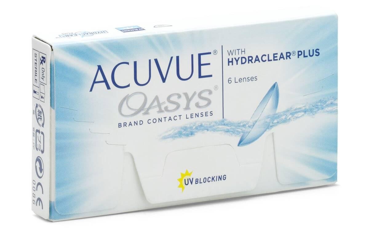 Преимущества и недостатки силикон-гидрогелевых контактных линз