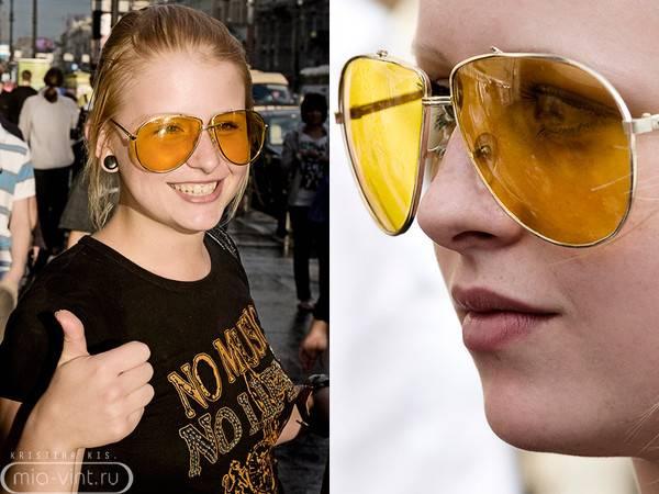 Желтые или темные: чем очки для водителя отличаются от пляжных // нтв.ru