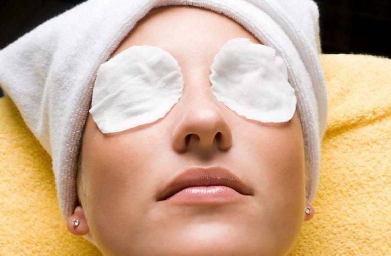 Народные средства от синяков под глазами: как эффективно убрать потеменение на нижних веках