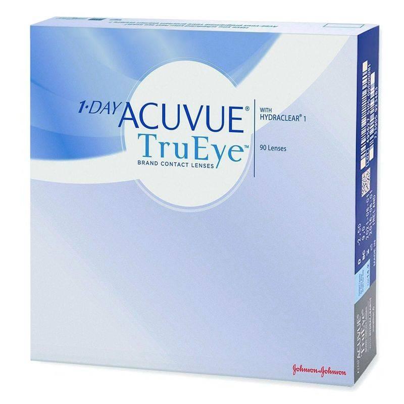 Линзы однодневные acuvue: сколько часов можно носить контактные акувью тру ай, виды и отзывы, как одевать, можно ли спать в линзах