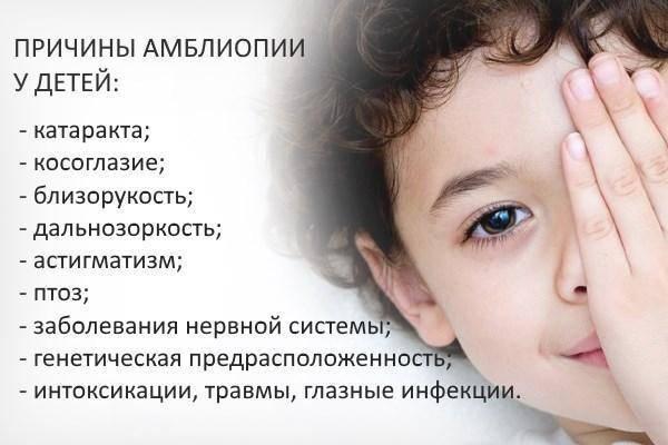 Амблиопия у детей: можно ли вылечить и как это сделать в домашних условиях?