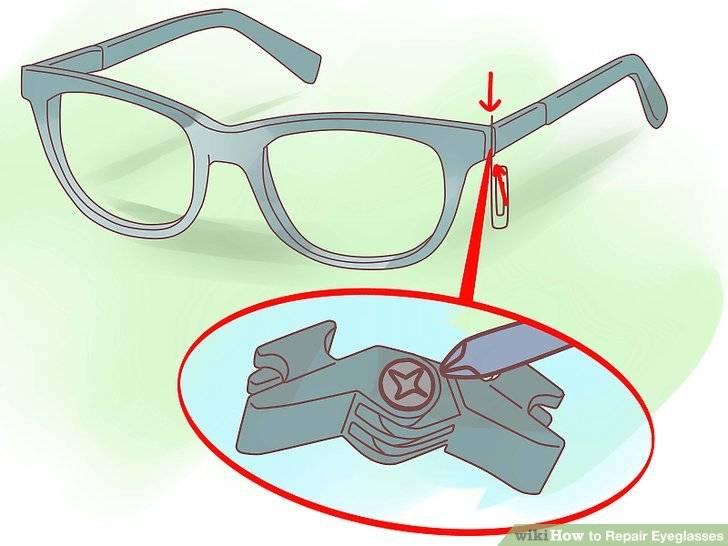 Пайка очков, ремонт дужек и оправ своими руками дома и в мастерской на лазерной установке
