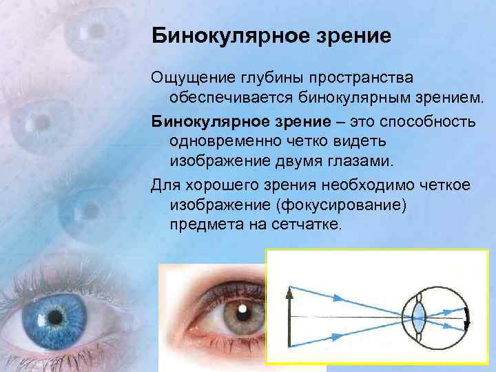 Стереоскопическое зрение