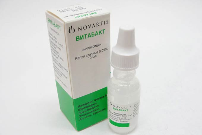 Капли при ячмене на глазу: сульфацил натрия, левомицетин, окомистин