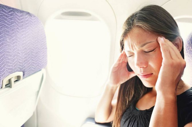 Можно ли летать в самолете после операции на глаза - медицинский справочник medana-st.ru