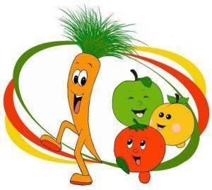 витамины и овощи