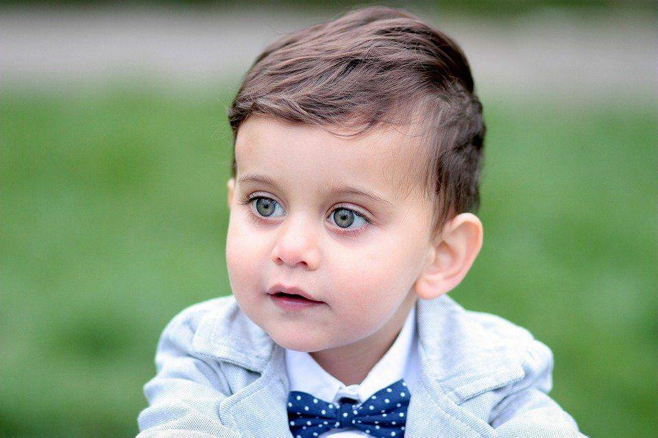 Ребенок с астигматизмом