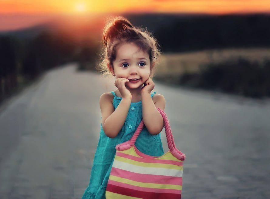 Ребенок без халязиона