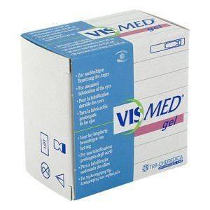 Глазной гель Визмед: упаковка