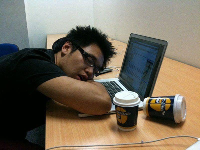 Как выглядит хроническая усталость
