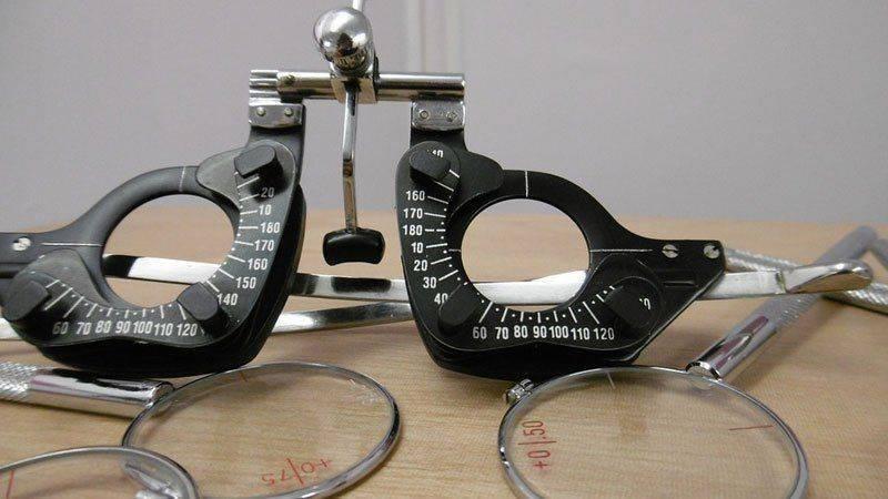 Как измеряют остроту зрения (визометрия)