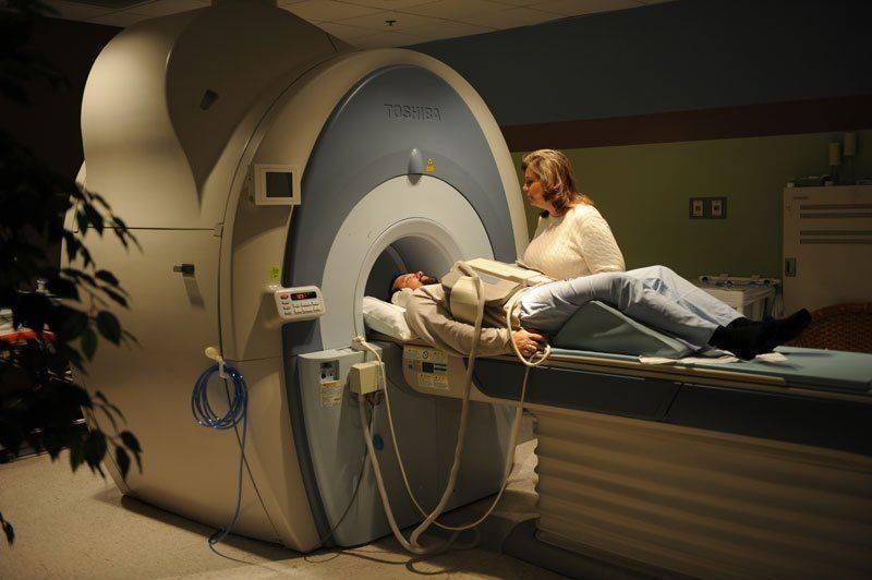 Как идет томография