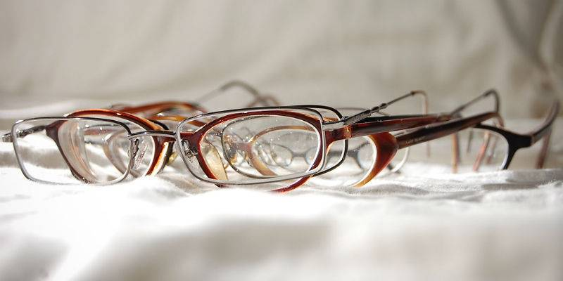 Очки при миопии