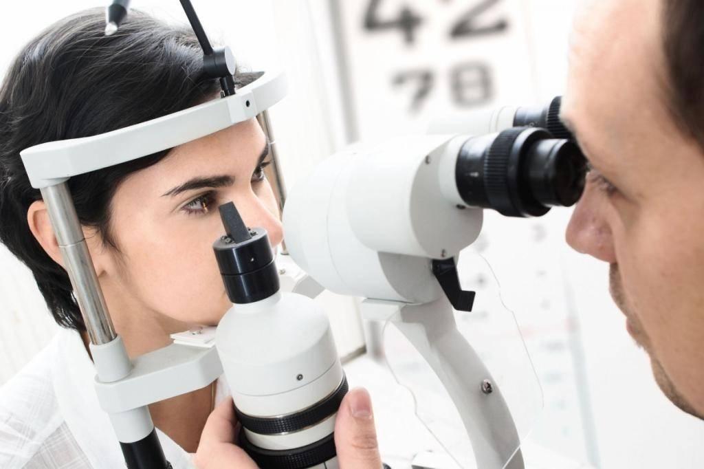 Лазерная иридэктомия (иридотомия) лиэ при глаукоме - цены и отзывы об операции