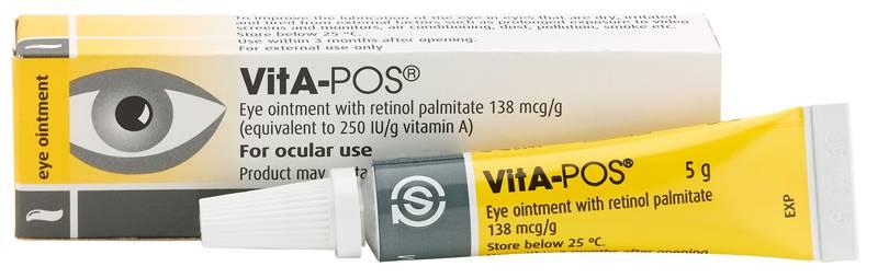 Вита пос – гель для глаз: инструкция по применению, отзывы и аналоги