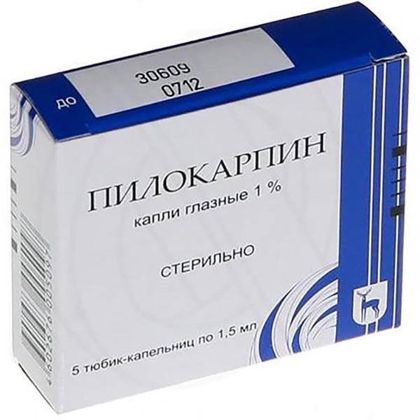 Пилокарпин: глазные капли – инструкция по применению, цена, аналоги, отзывы