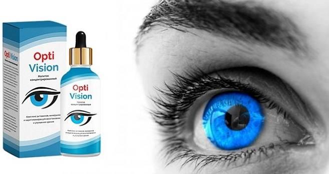 Optivision (оптивизион) – капли для глаз: инструкция, аналоги и отзывы