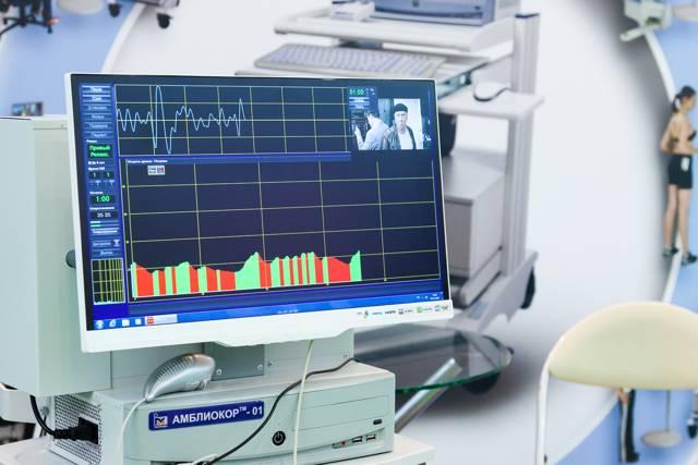 Амблиокор - аппарат для лечения глаз - описание, показания к применению и отзывы