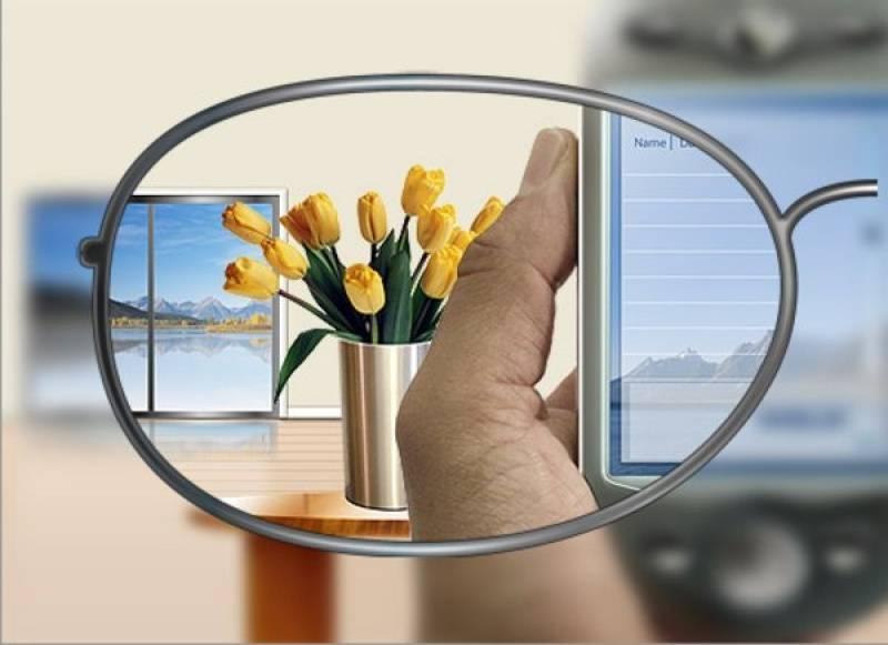 Бифокальные и мультифокальные очки