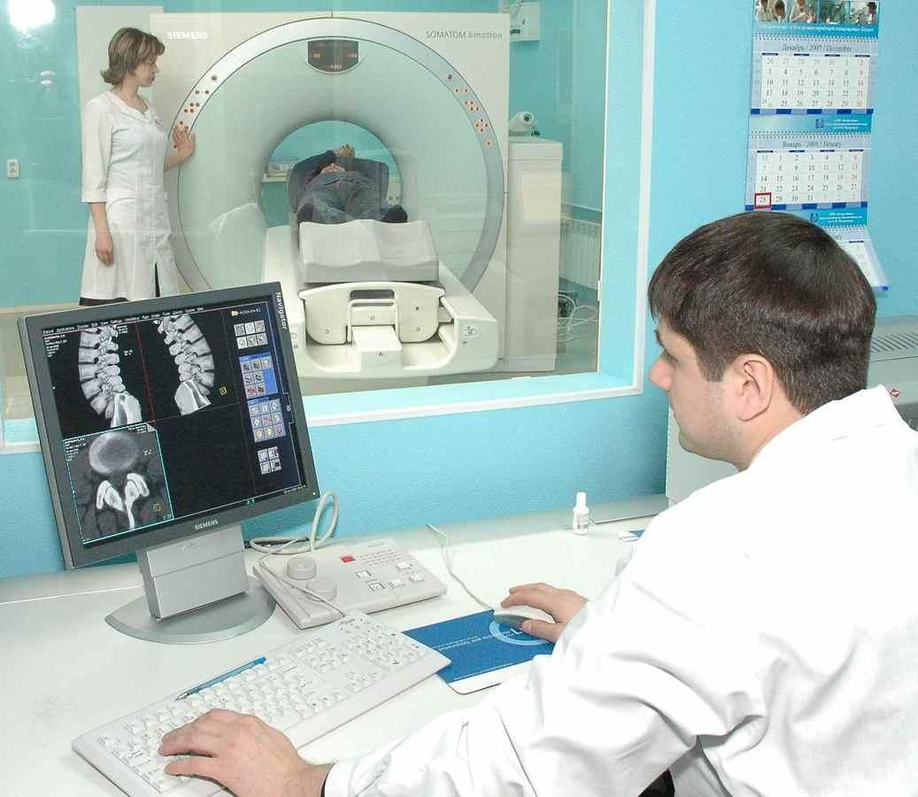 Что может показать компьютерная томография
