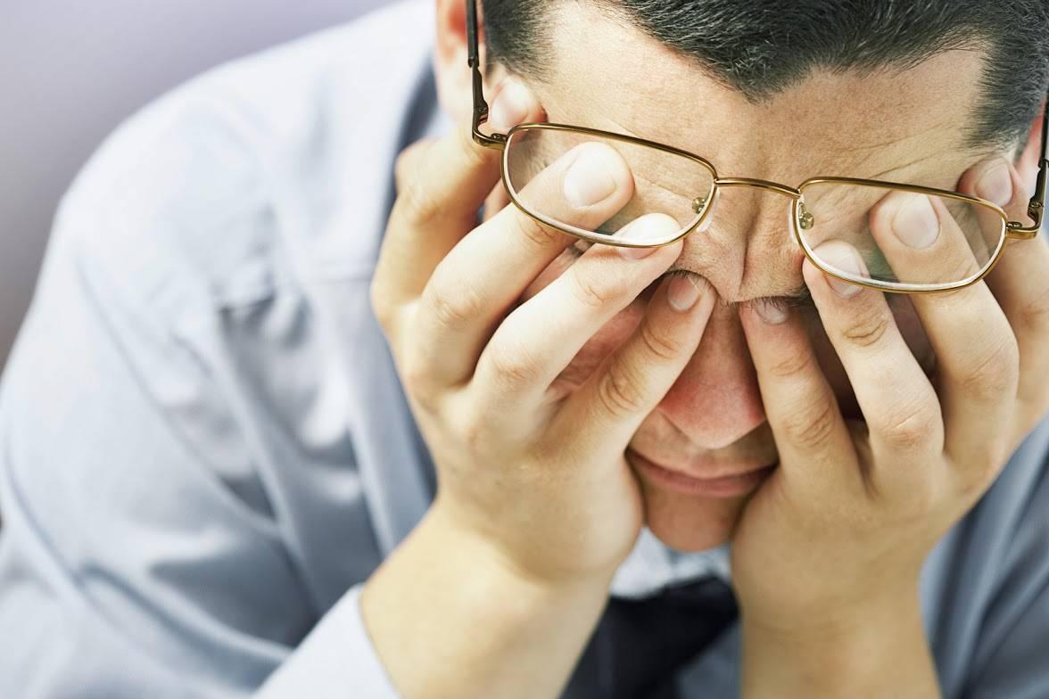 Головные боли постоянные и зрение ухудшилось