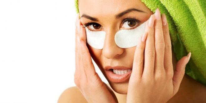 10 домашних средств, которые помогут убрать мешки под глазами, стать моложе и свежее на лице