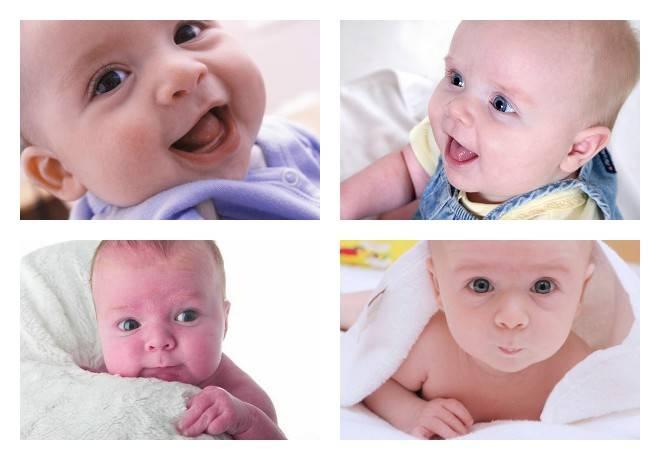 Причины синяков под глазами у грудного ребенка
