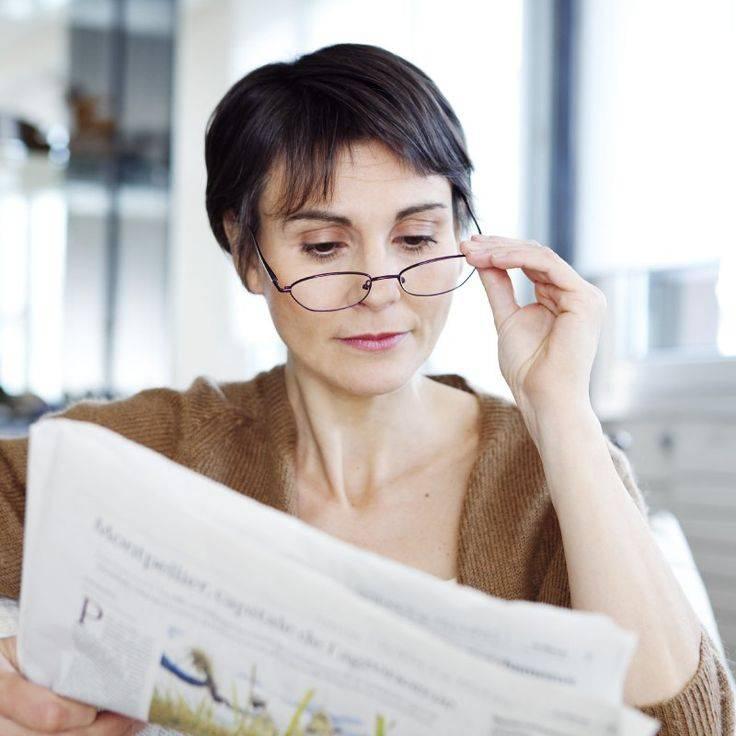 Дальнозоркость – корректируется ли старческая, как лечить с помощью гимнастики для глаз