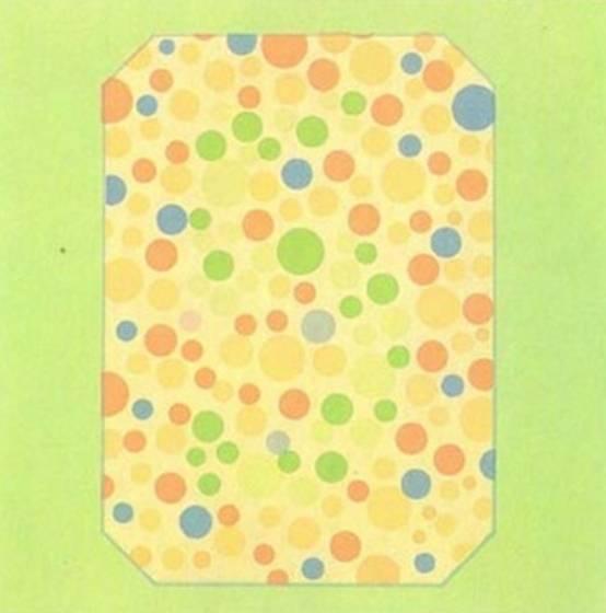 Тест на дальтонизм: таблицы рабкина, юстовой, ишихара, карточки для проверки цветоощущения и цветовосприятия