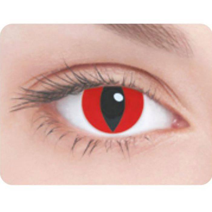 Декоративные линзы для глаз: что это, особенности цветных контактных изделий на весь зрительный орган