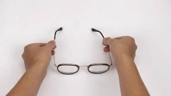 Оправа для очков своими руками