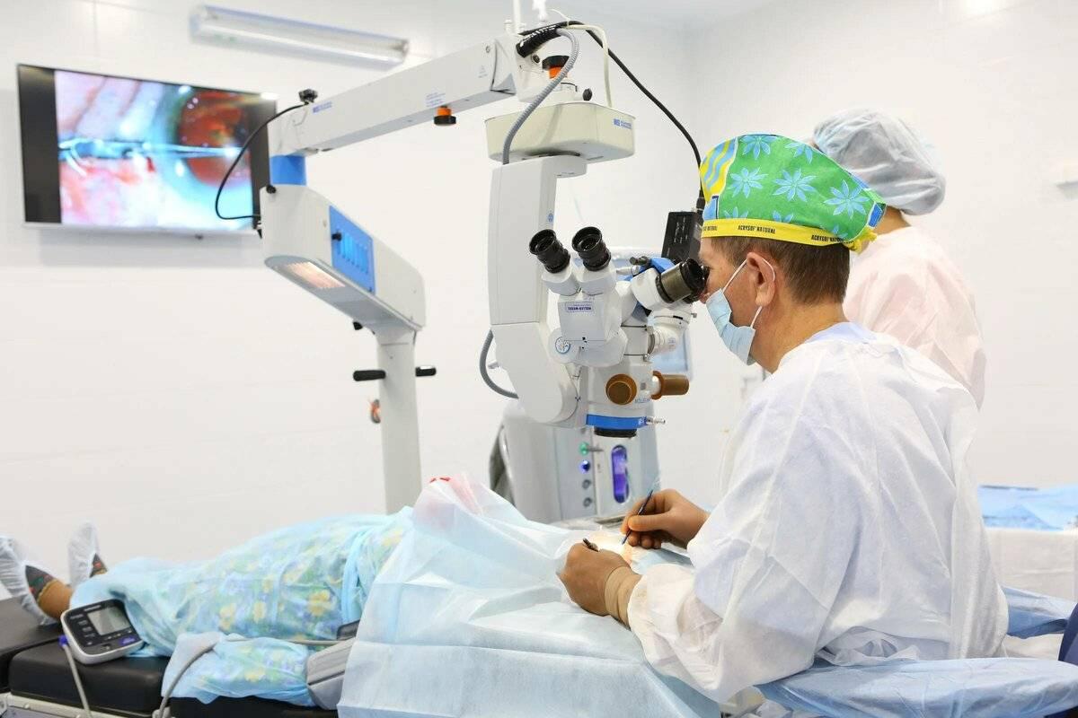 Как подготовиться к операции по удалению катаракты: основные правила — глаза эксперт