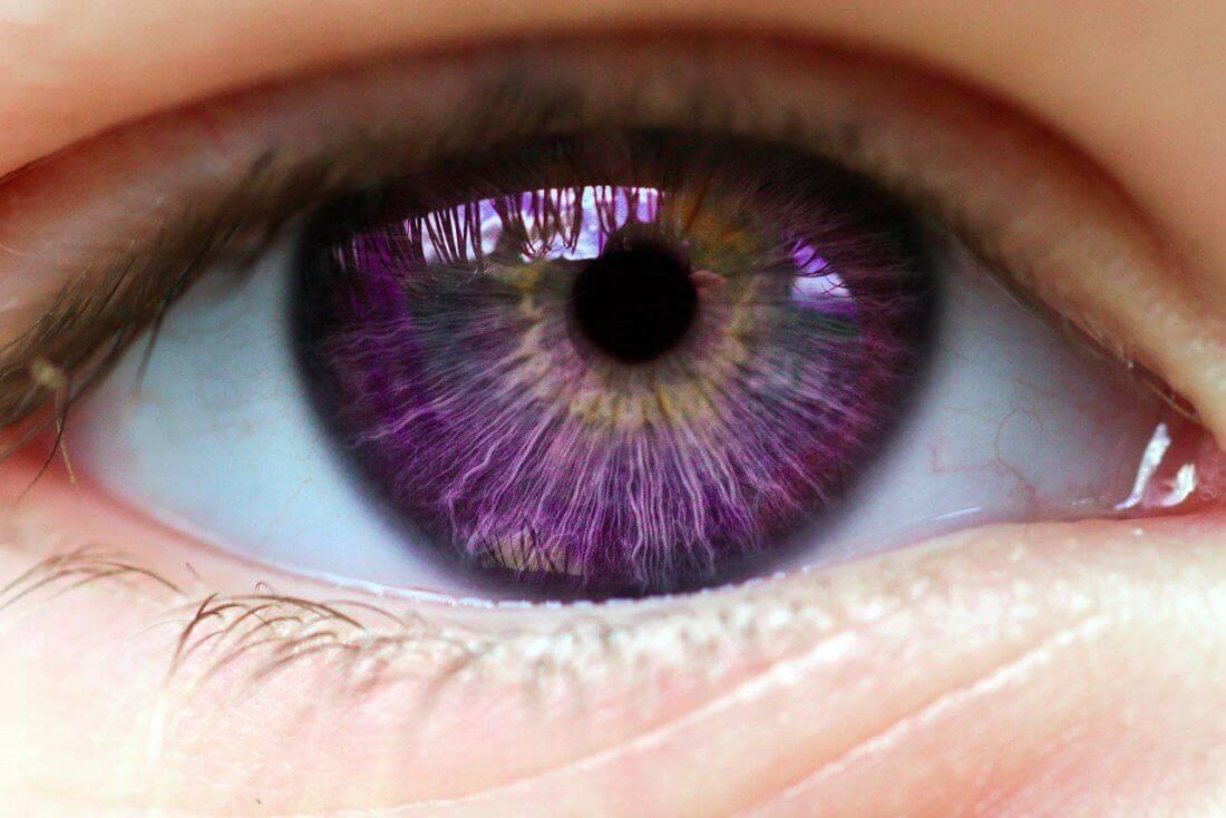 Бывают ли глаза хамелеоны у человека и от чего это зависит?