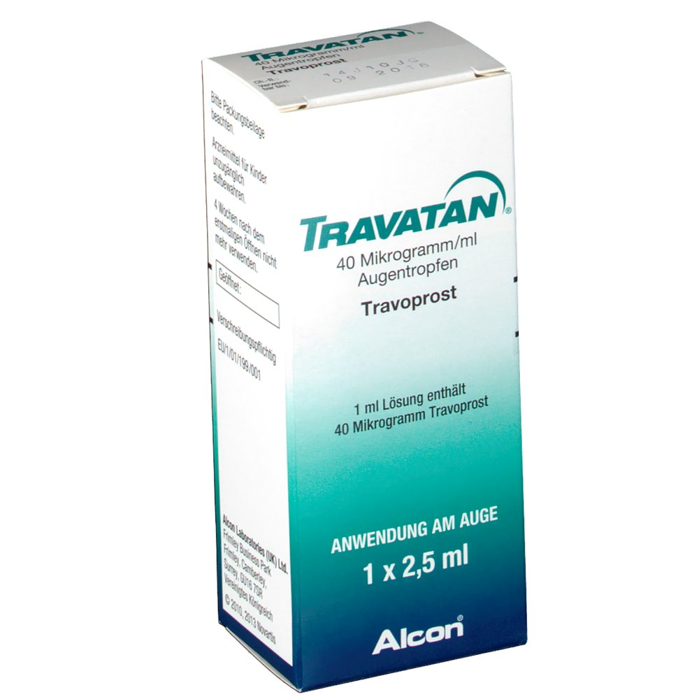 Траватан (глазные капли): инструкция, цена, отзывы, аналоги