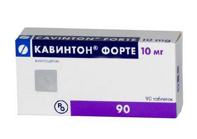 Кавинтон форте аналоги. цены на аналоги в аптеках