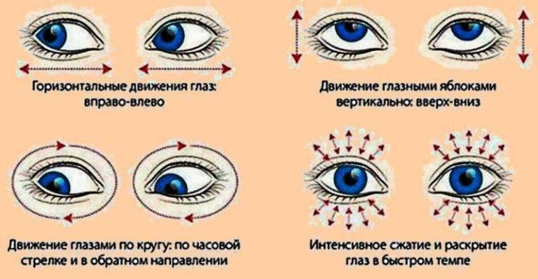 Гимнастика для глаз по методике аветисова: правила выполнения и эффективность