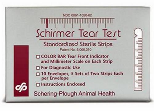 Проведение теста ширмера у собак и кошек: особенности исследования