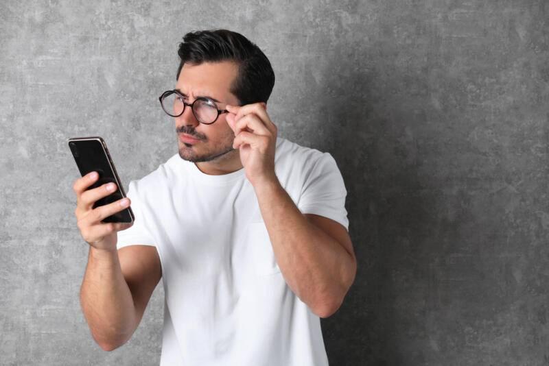 Влияет ли телефон на зрение ухудшение зрения от смартфона - медицинский справочник