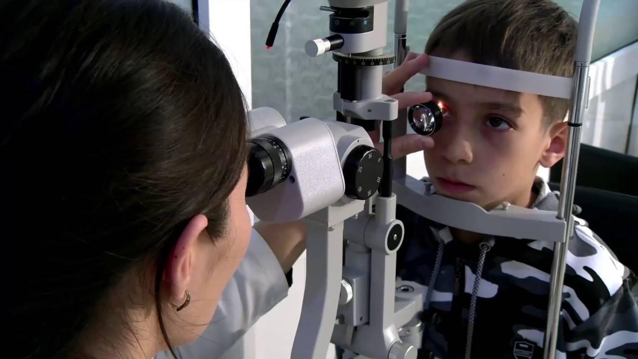 Обзор аппарата синоптофор для лечения косоглазия